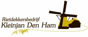 Logo Rietdekkersbedrijf Kleinjan Den Ham